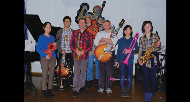 Sapporo Jazz Workshop