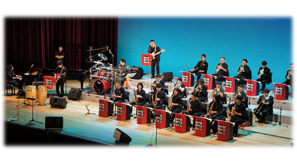 4/21(Sun) 14:50- World Mercy Jazz Orchestra