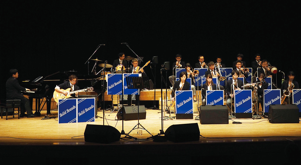 5/2 18:30- Solid Sounds Jazz Orchestra