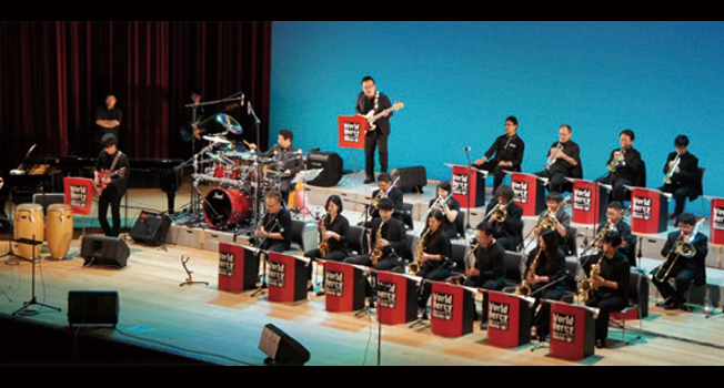 World Mercy Jazz Orchestra